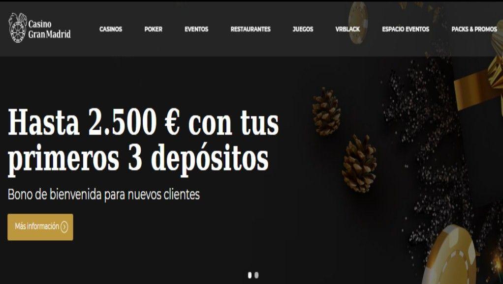 Bono Casino Gran Madrid